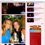 My picture is on Perez Hilton