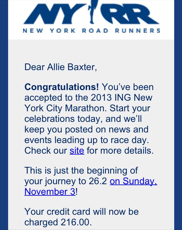 AB marathon