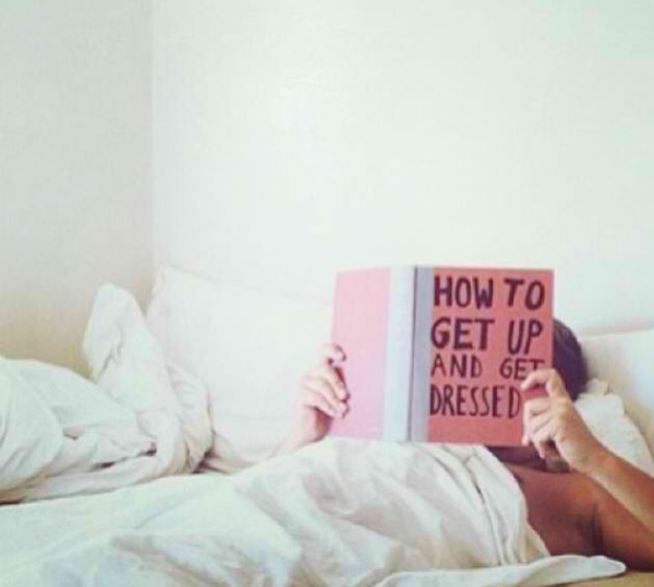 how to get up
