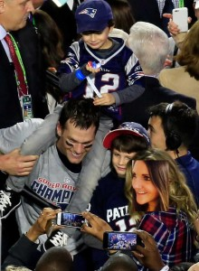 tom and fam